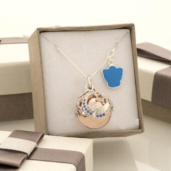 Richiamo Degli Angeli Chiama Angeli modello Bambino collezione Diadema con scatola originale.