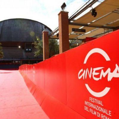 Ciondoli Richiamo Degli Angeli al Festival del Cinema di Roma 2019