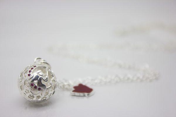 Chiama angeli modello Dolce Luna collezione Luxury richiami degli angeli per donne incinte primi mesi