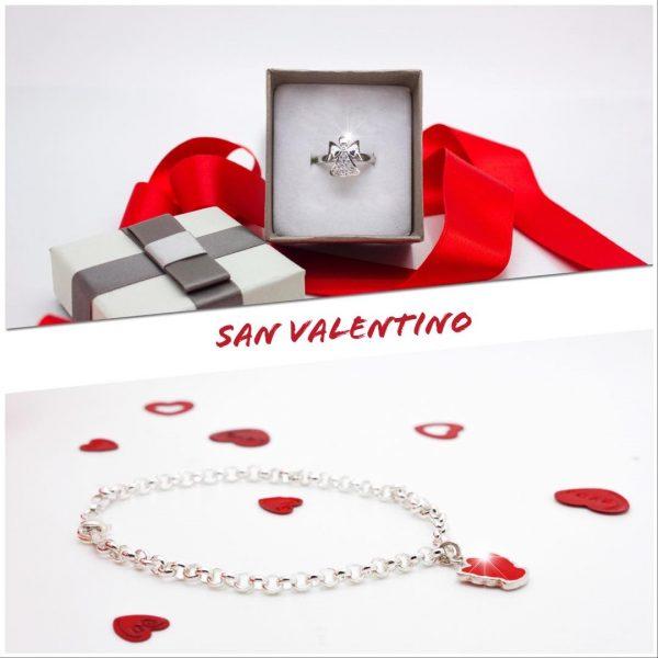 gioielli San Valentino portafortuna