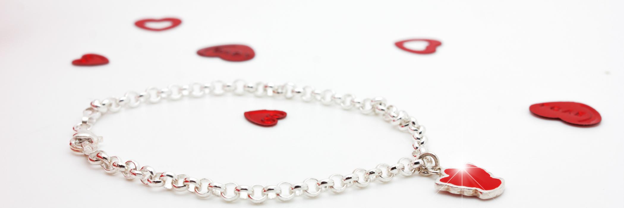 bracciale san valentino