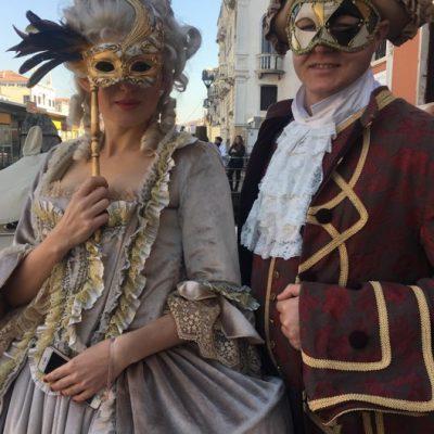 Richiamo Degli Angeli® al Carnevale di Venezia 2019
