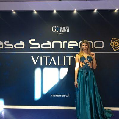 Gioielli Richiamo Degli Angeli® al Festival di Sanremo 2019