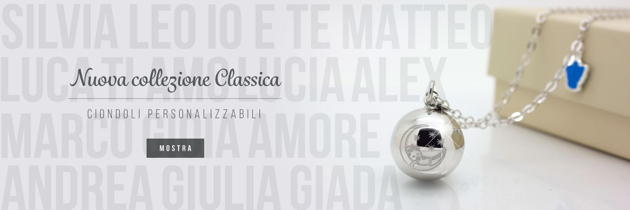 Nuova collezione richiamo degli angeli 2020 argento 925