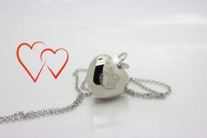 ciondolo chiama amore san Valentino